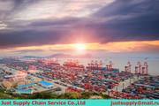 доставка 20 и 40 футового конетйнера из порта Китая/Индий в Балканабад